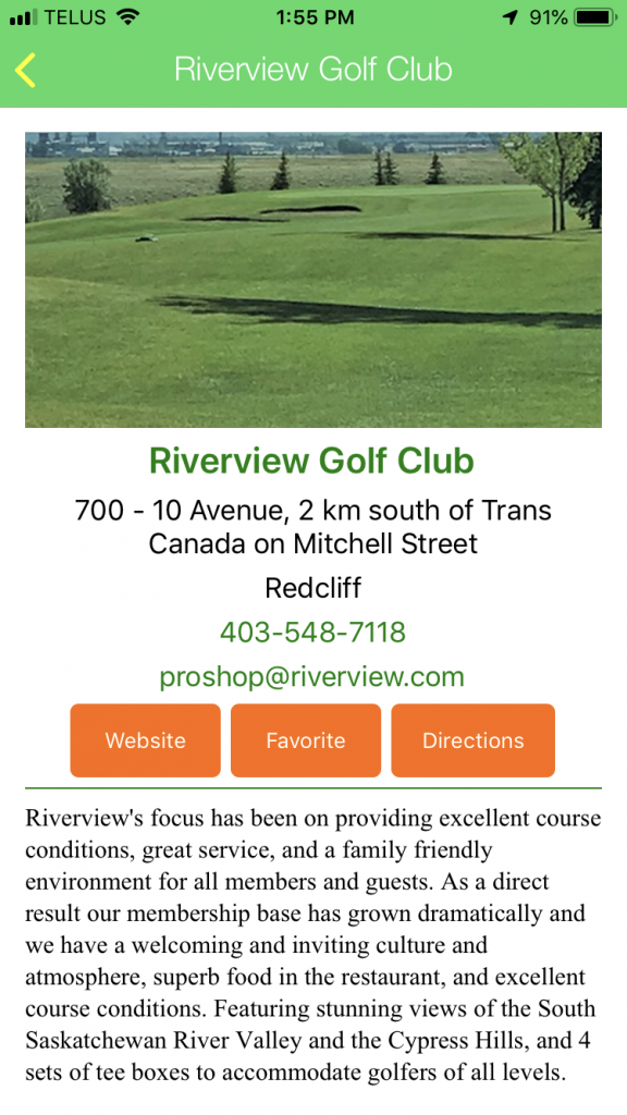 In defence of golf coupon book decision at River Bend