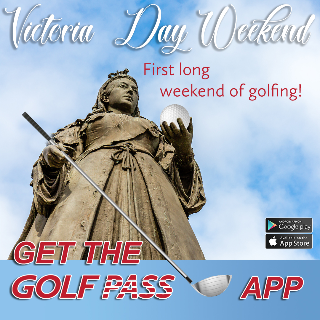 Golf Pass May Long Weekend deal