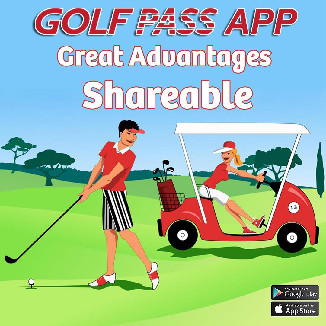 Golf Pass App